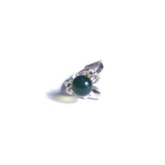 云珠宝 琥珀戒指