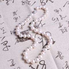 雅鑫珠宝商行 精品珍珠项链  珍珠