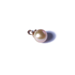 一園利 珍珠 珍珠项链/吊坠 11-12mm