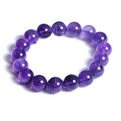 善合  紫水晶手链   48g