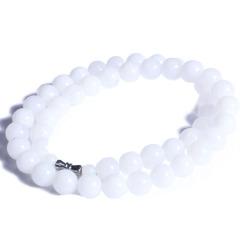 昇和珠宝  白砗磲项链   10mm