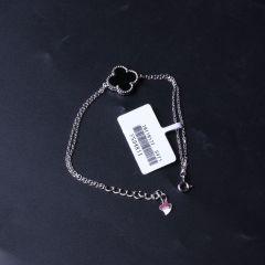金鑫珠宝   S925银时尚手链    时尚饰品手链