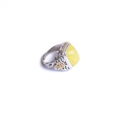 精品文玩 黄金珠宝 蜜蜡 戒指